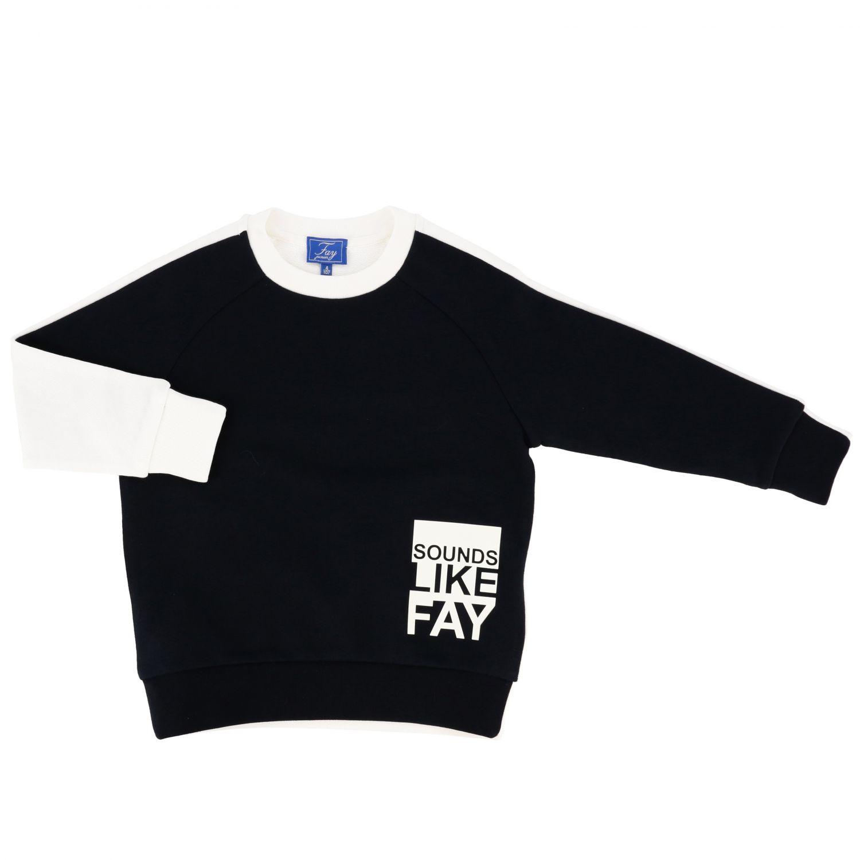 Jumper kids Fay navy 1