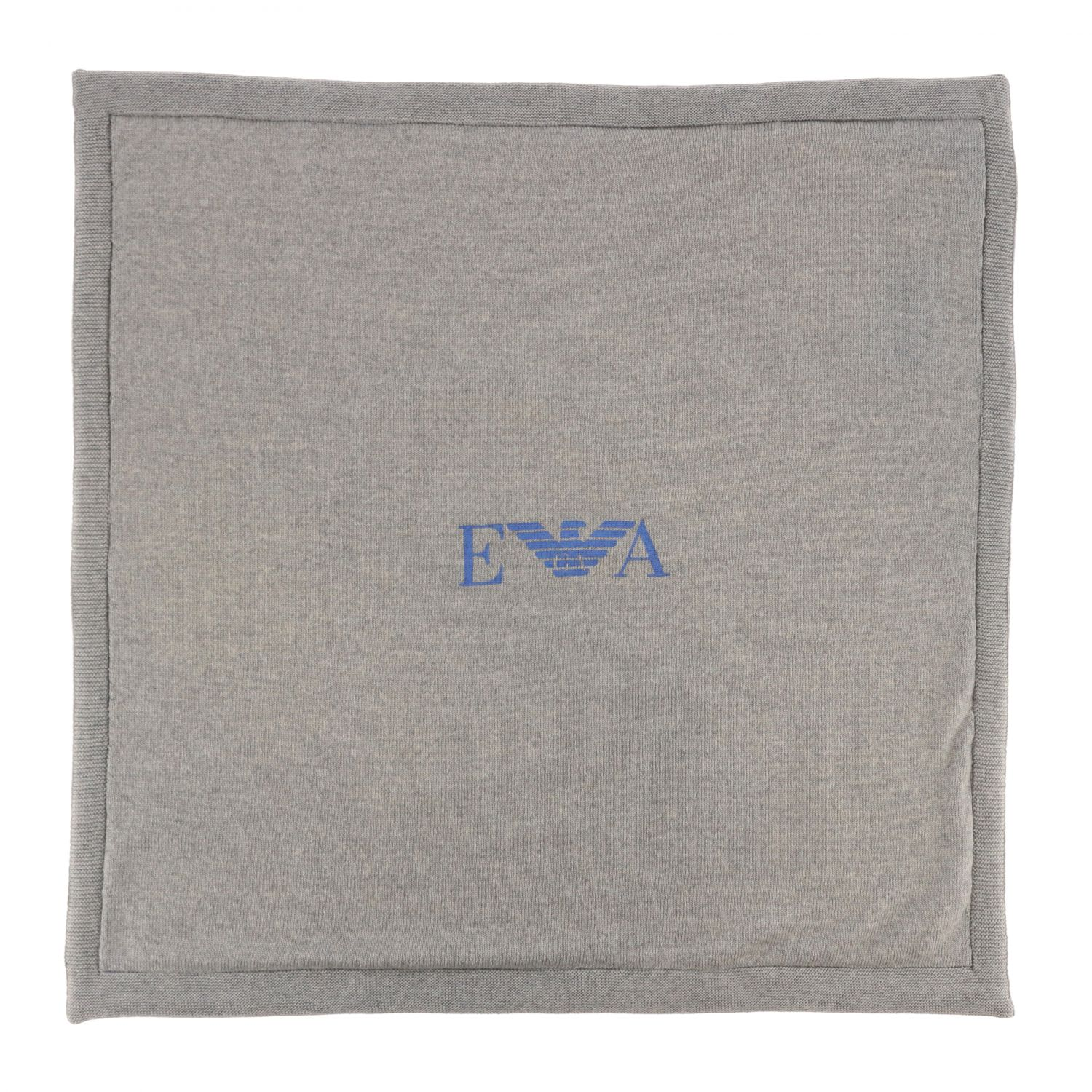 Blanket kids Emporio Armani grey 2