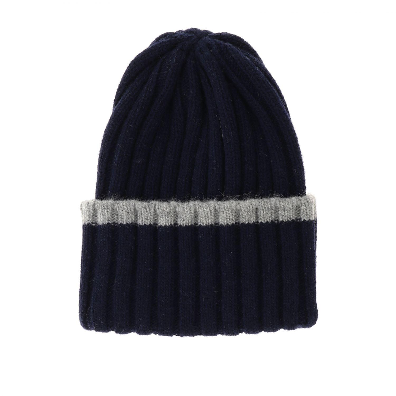 Chapeau enfant Catya bleu 1
