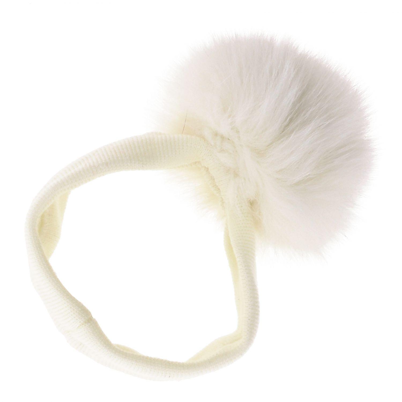 Barrette enfant Catya blanc 3