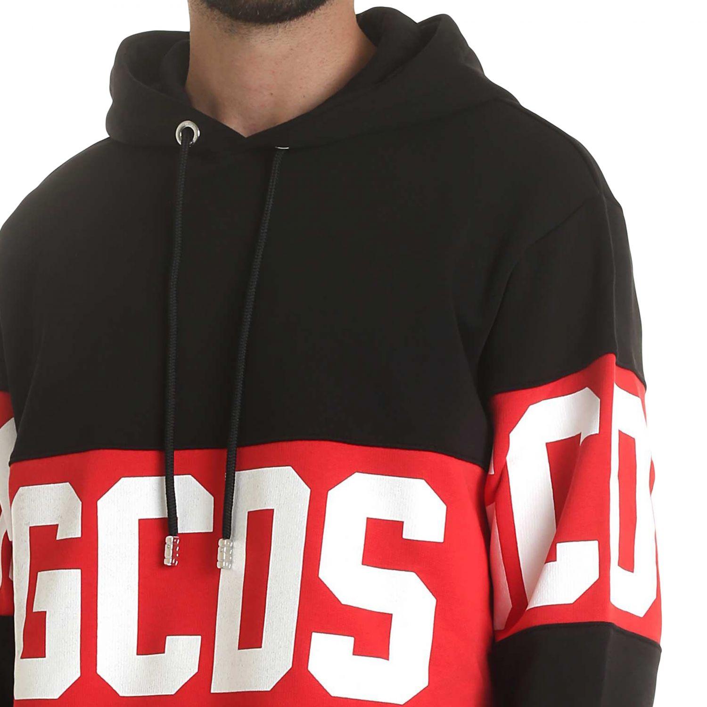 Куртка Мужское Gcds черный 4