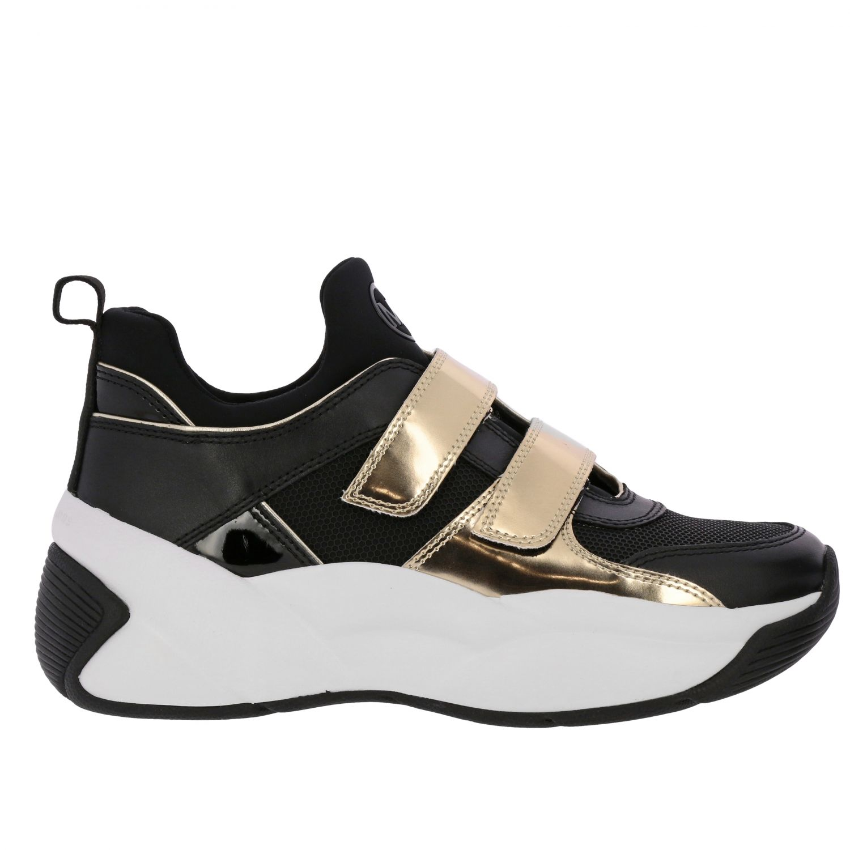 Sneakers Michael Michael Kors: Sneakers donna Michael Michael Kors nero 1