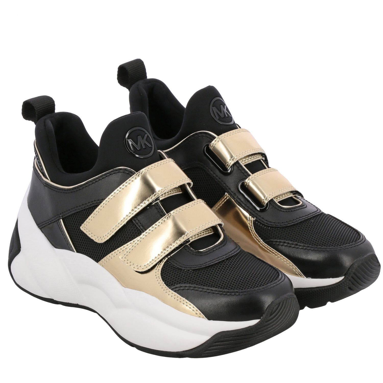 Sneakers Michael Michael Kors: Sneakers donna Michael Michael Kors nero 2