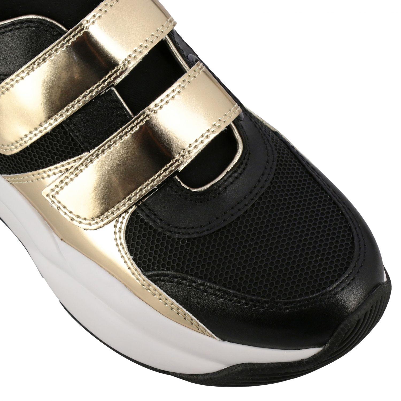 Sneakers Michael Michael Kors: Sneakers donna Michael Michael Kors nero 4
