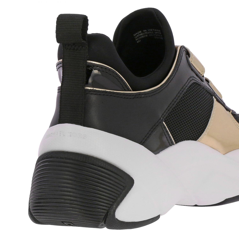 Sneakers Michael Michael Kors: Sneakers donna Michael Michael Kors nero 5