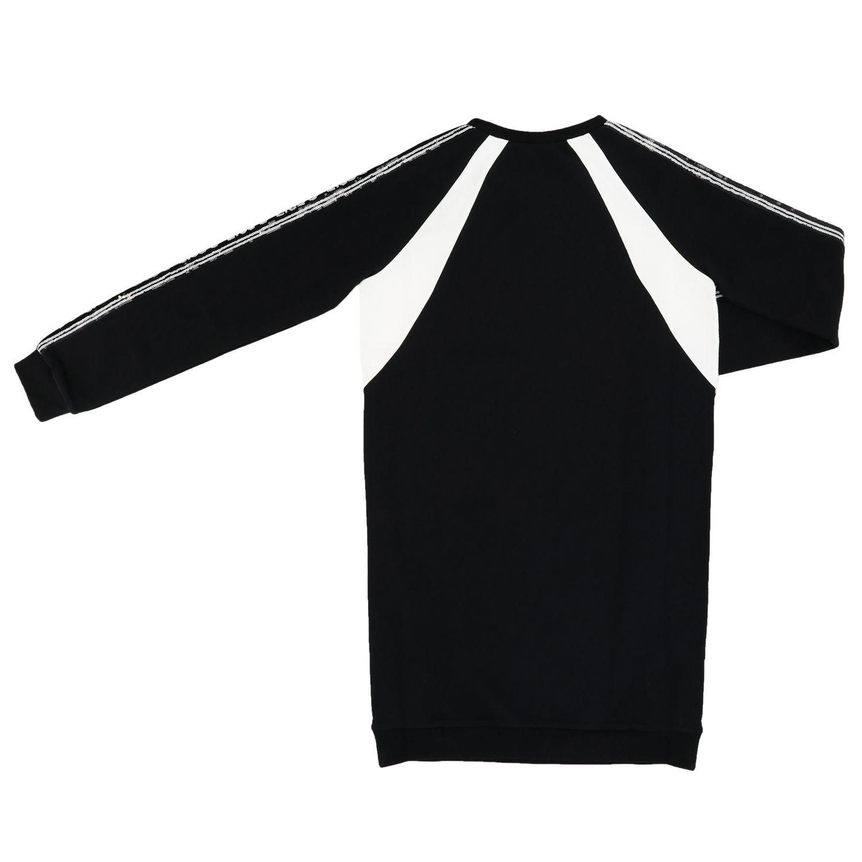 Vestido Liu Jo: Vestido niños Liu Jo negro 2