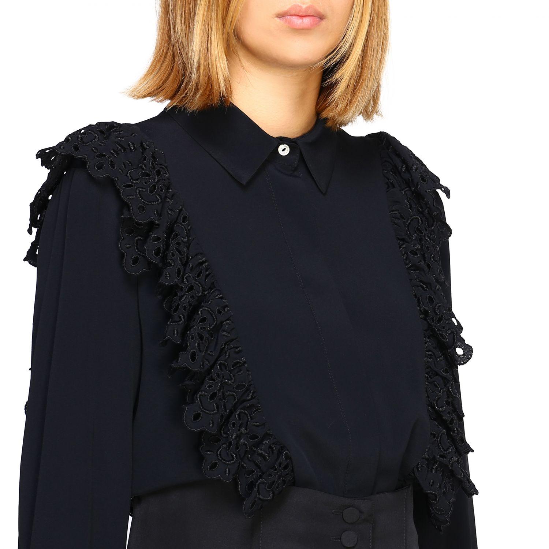 Chemise femme Manila Grace noir 5