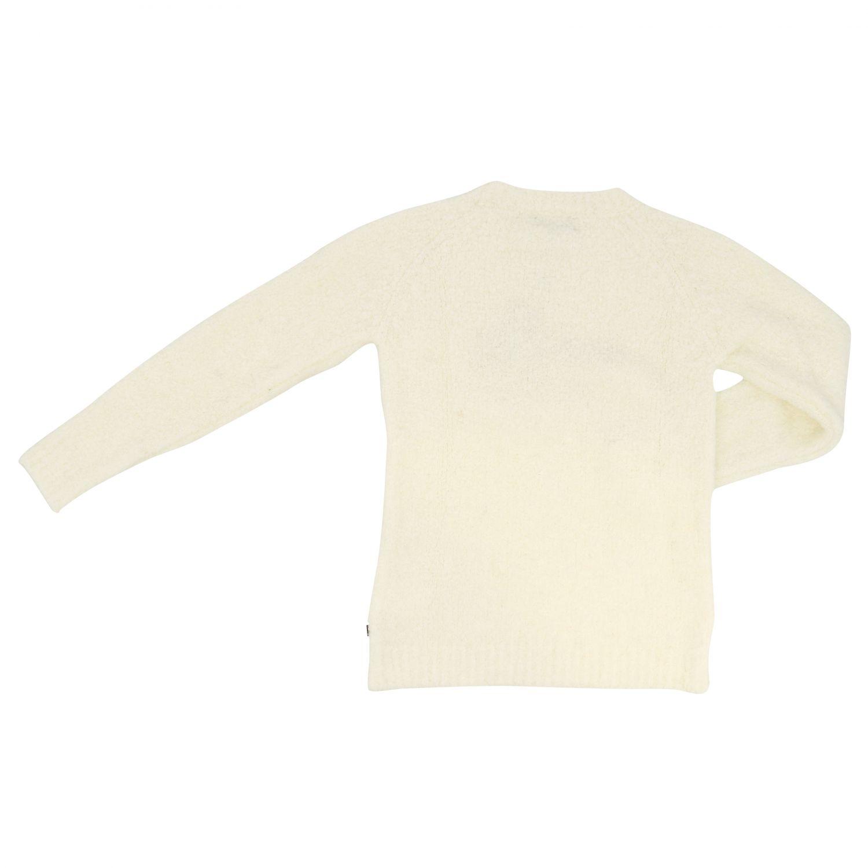 Maglia Woolrich: Maglia bambino Woolrich bianco 2