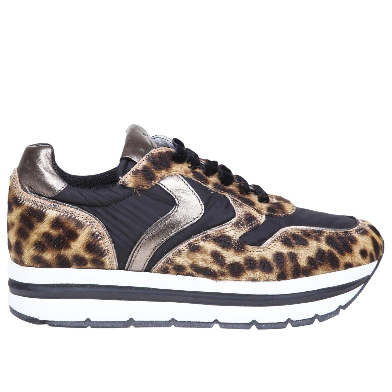 Sneakers women Voile Blanche beige 1