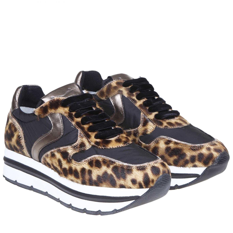 Sneakers women Voile Blanche beige 2