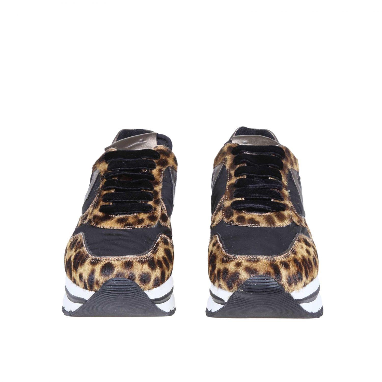 Sneakers women Voile Blanche beige 3