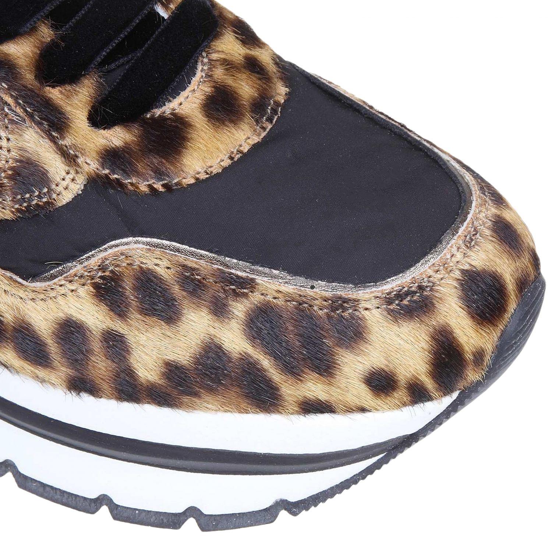 Спортивная обувь Женское Voile Blanche бежевый 4