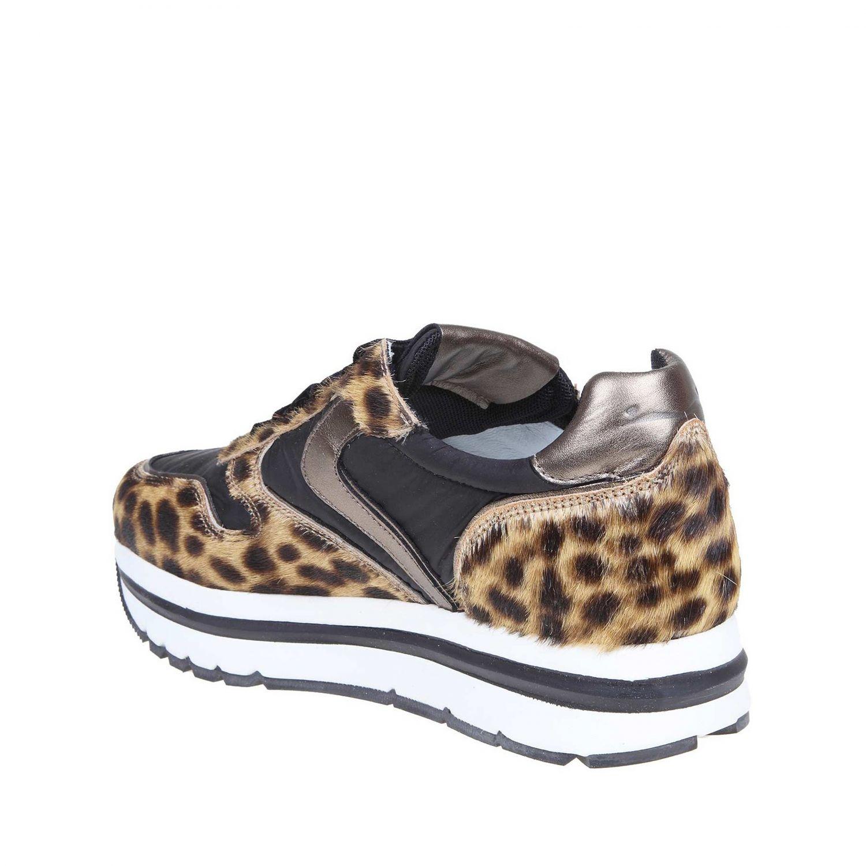 Спортивная обувь Женское Voile Blanche бежевый 5