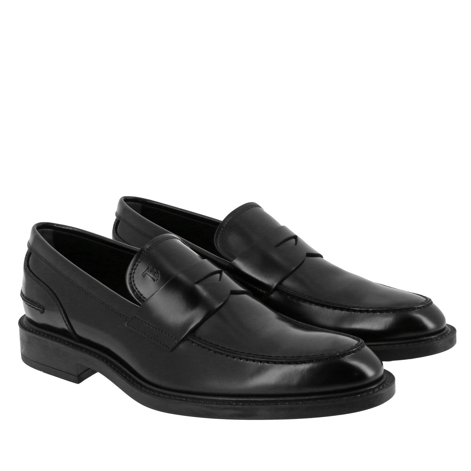 Loafers men Tod's black 2