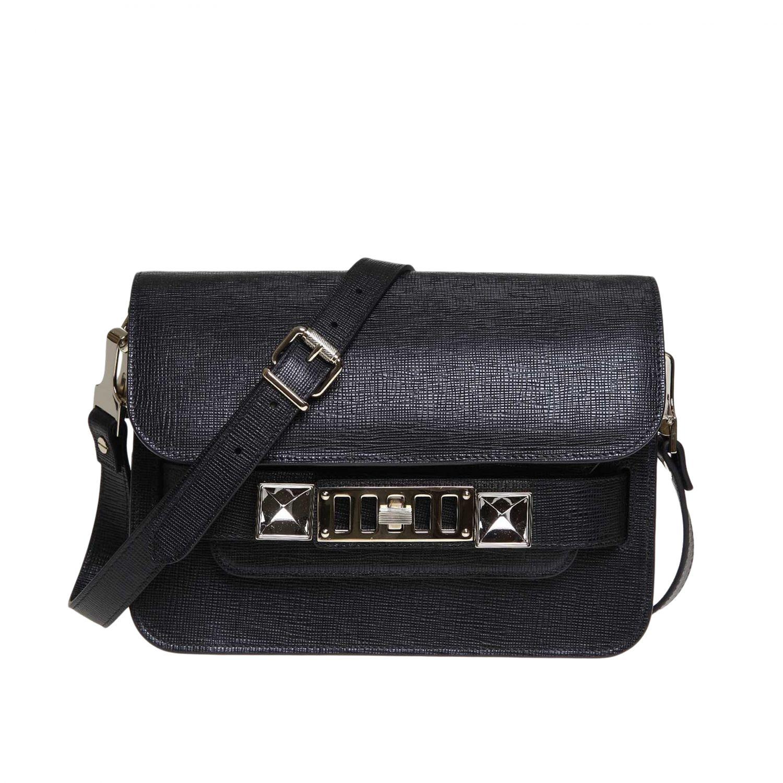 Crossbody bags women Proenza Schouler black 1