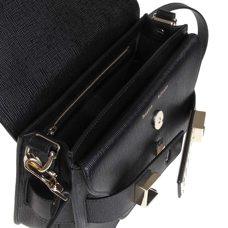 Crossbody bags women Proenza Schouler black 3