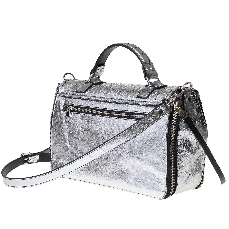 Tote bags women Proenza Schouler silver 3