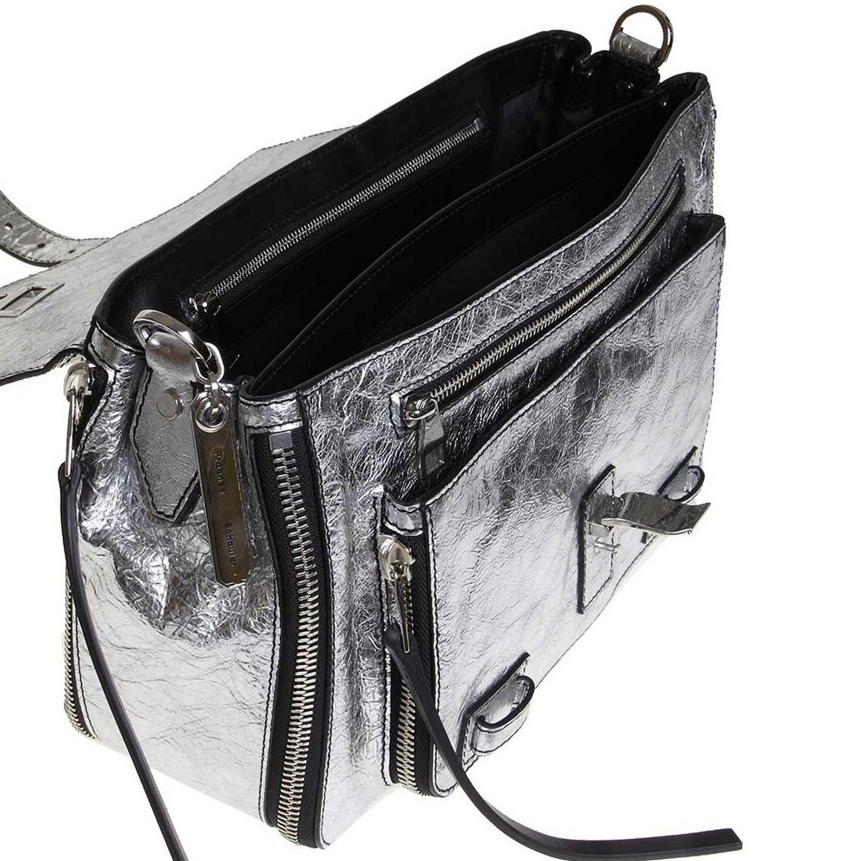 Tote bags women Proenza Schouler silver 4