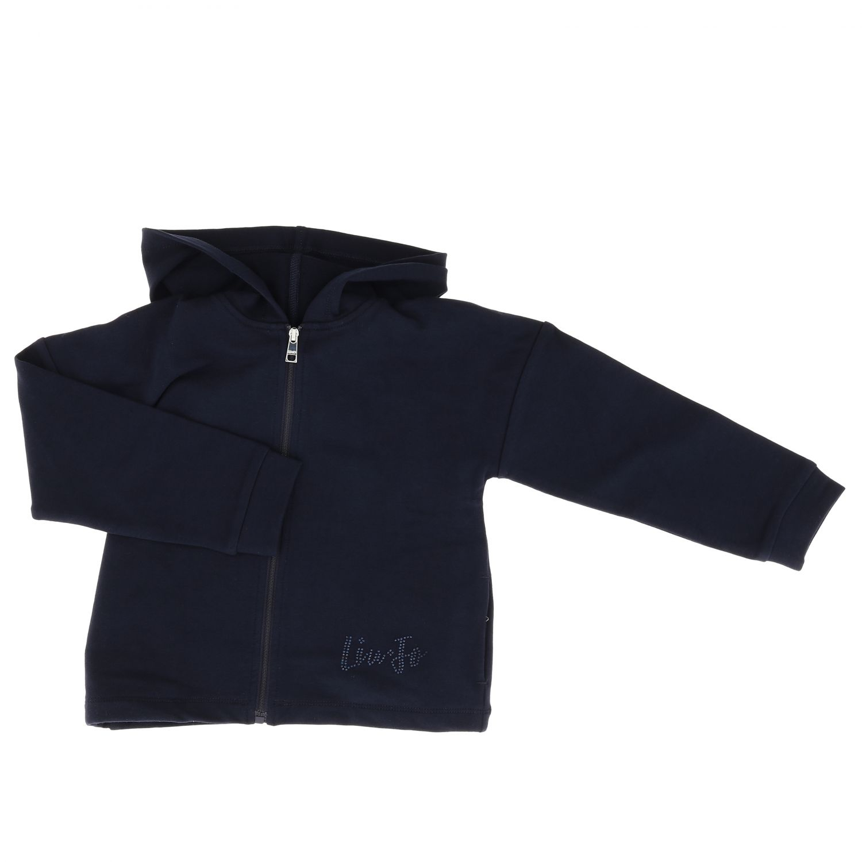 Sweater kids Liu Jo blue 1