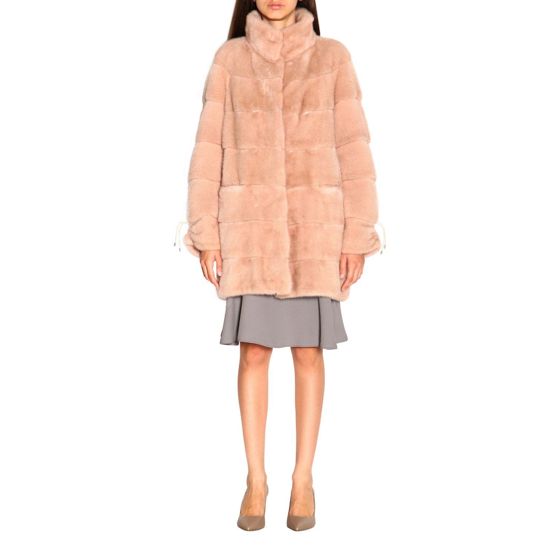 Fur coats women Marester quartz 1