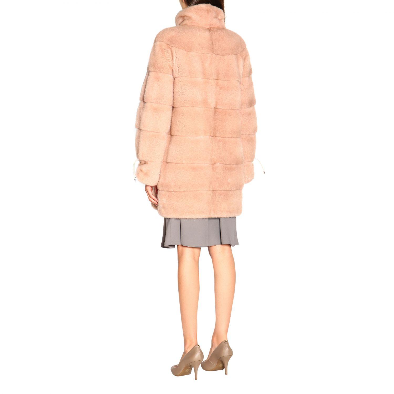 Fur coats women Marester quartz 3