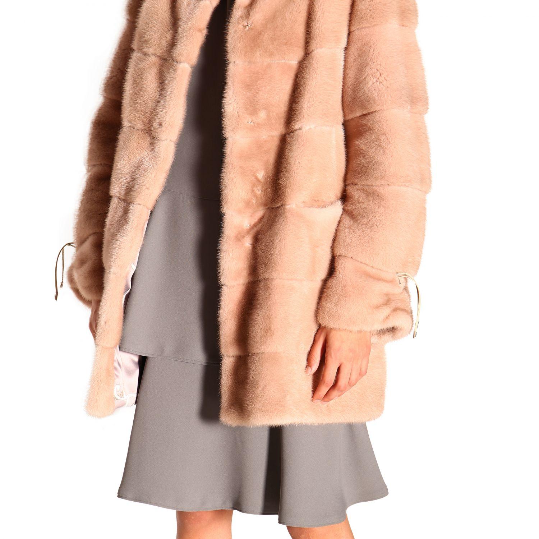 Fur coats women Marester quartz 5