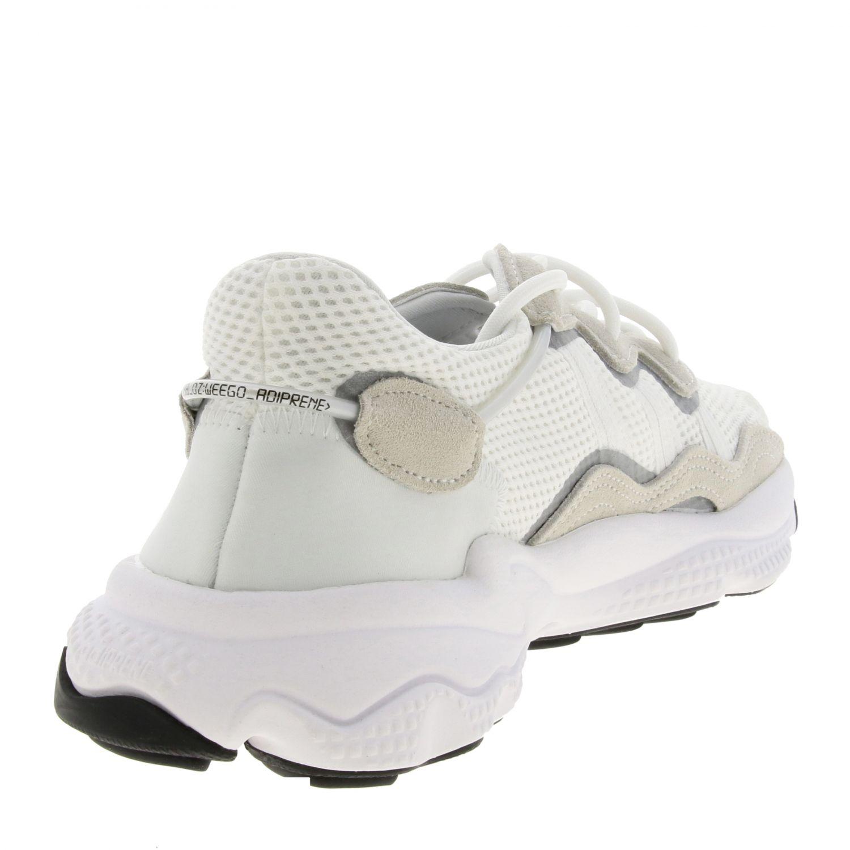 Спортивная обувь Adidas Originals: Спортивная обувь Мужское Adidas Originals белый 5