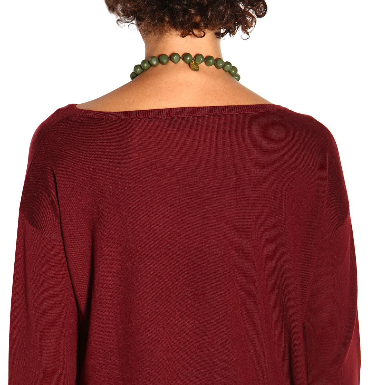 Gioielli Maliparmi: Collana Maliparmi con ciondolo rosa 2