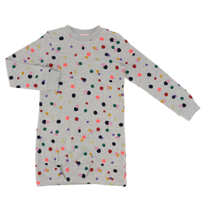 Robe enfant Billieblush gris 1