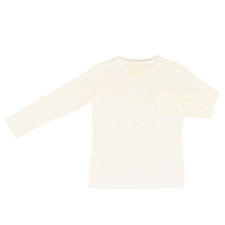 T-shirt Douuod: T-shirt bambino Douuod bianco 2