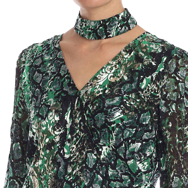 Shirt Alice+Olivia: Shirt women Alice+olivia green 4