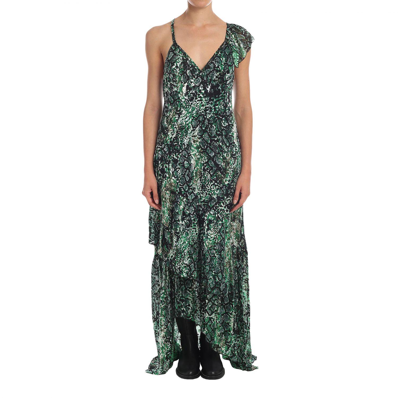 Vestido Alice+Olivia: Vestido mujer Alice+olivia verde 1