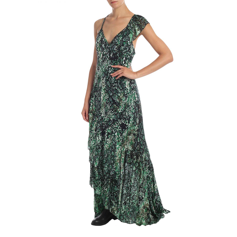 Vestido Alice+Olivia: Vestido mujer Alice+olivia verde 2