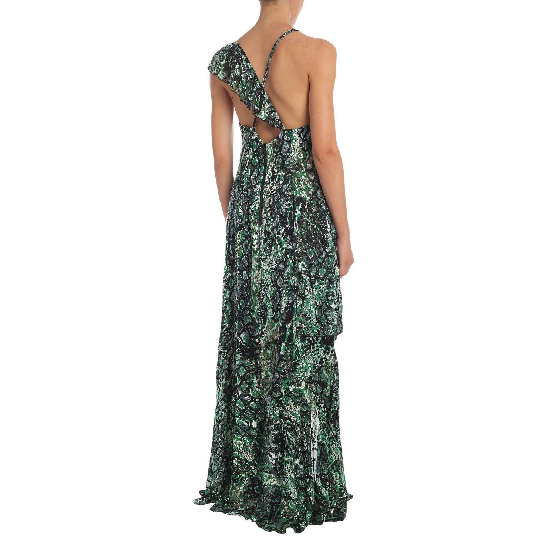 Vestido Alice+Olivia: Vestido mujer Alice+olivia verde 3