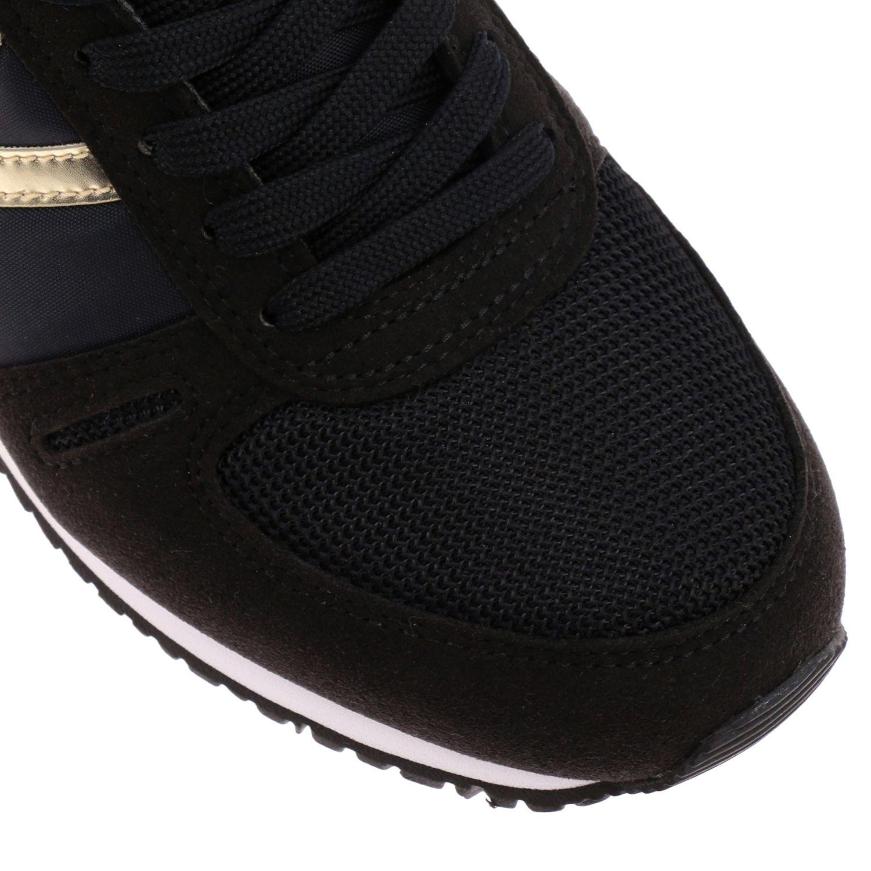 Sneakers Armani Exchange: Sneakers donna Armani Exchange nero 4