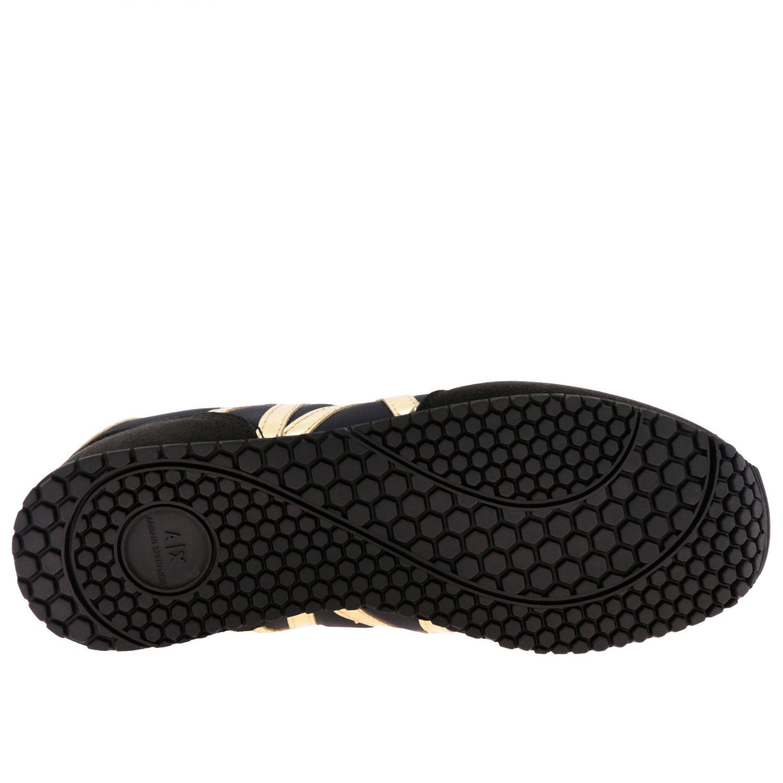 Sneakers Armani Exchange: Sneakers donna Armani Exchange nero 6