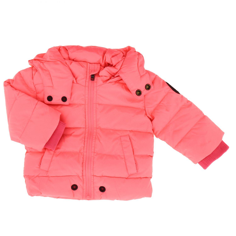 Jacke kinder Diesel pink 1
