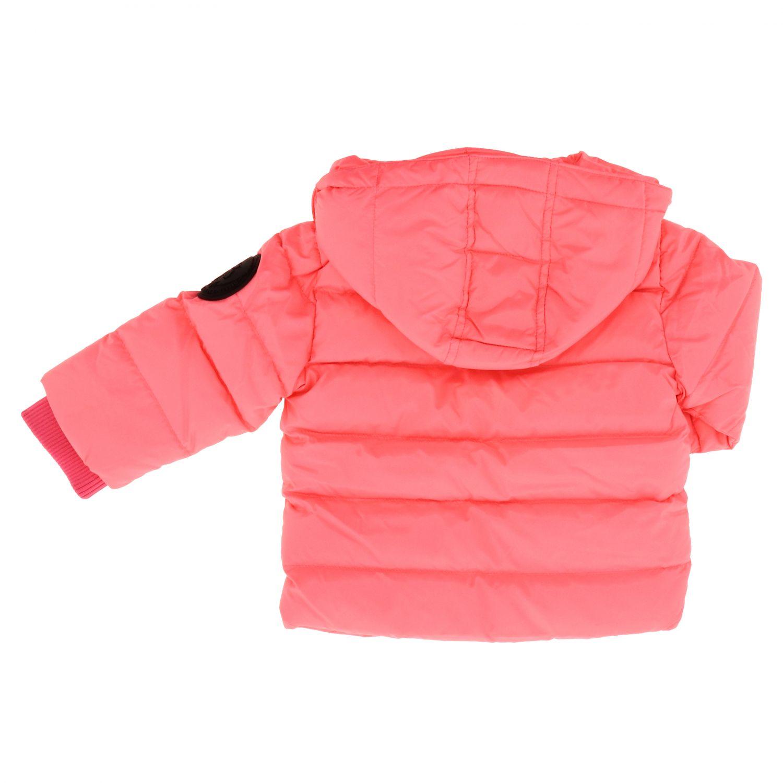Jacke kinder Diesel pink 2