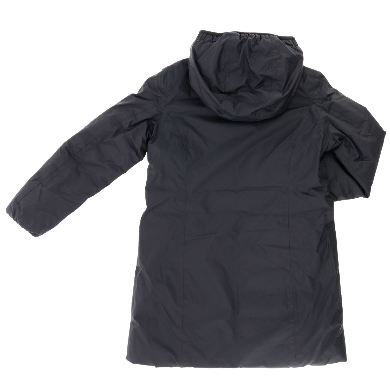Jacket kids K-way black 2