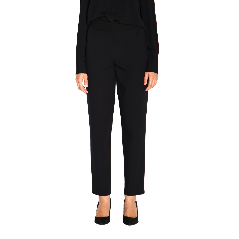 Pantalone donna Emporio Armani nero 1