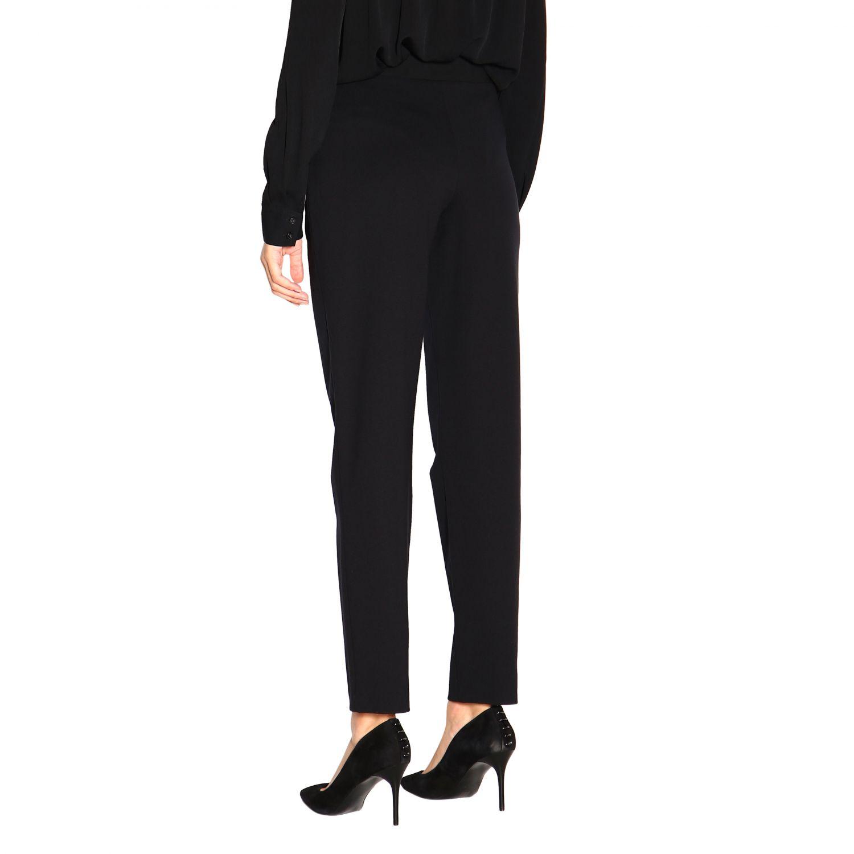 Pantalone donna Emporio Armani nero 3