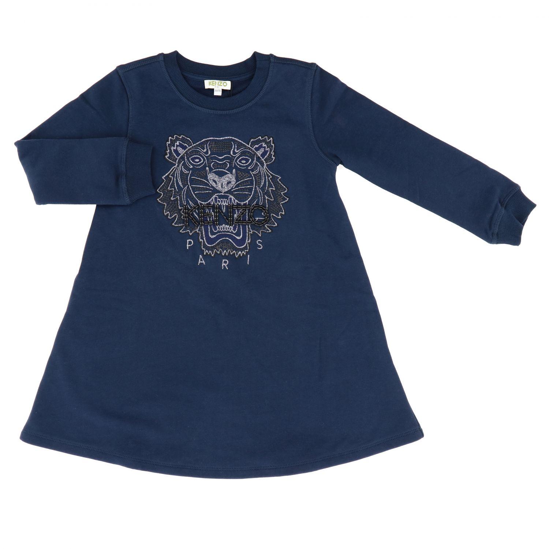 Dress kids Kenzo Junior blue 1