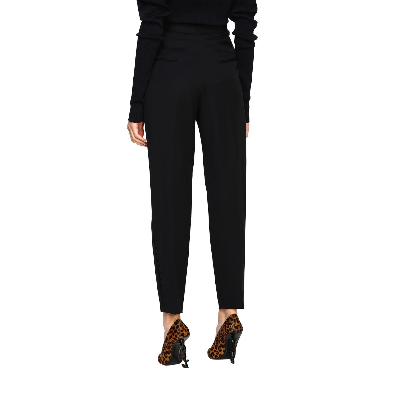 Trousers women Saint Laurent black 3