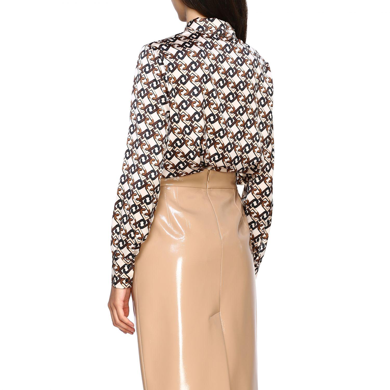 Camicia Liu Jo: Camicia Liu Jo a fantasia beige 3