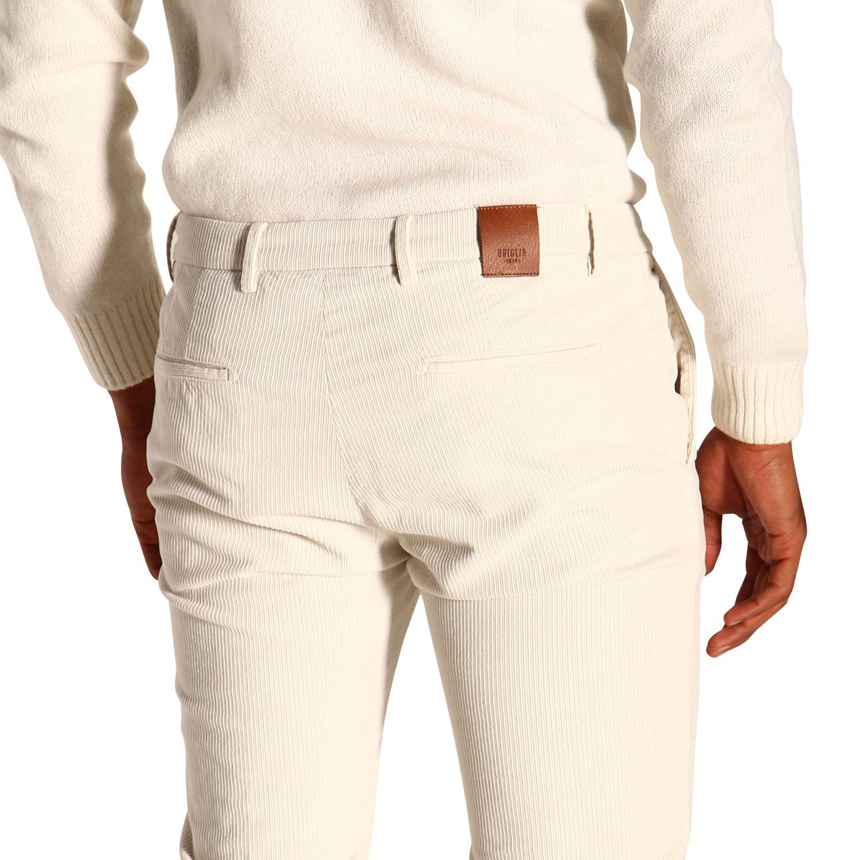 Trousers Briglia: Trousers men Briglia ice 4