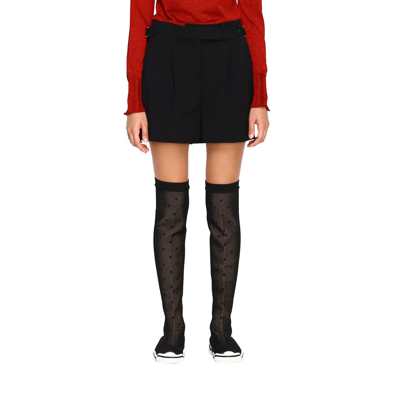 Short women Red Valentino black 1