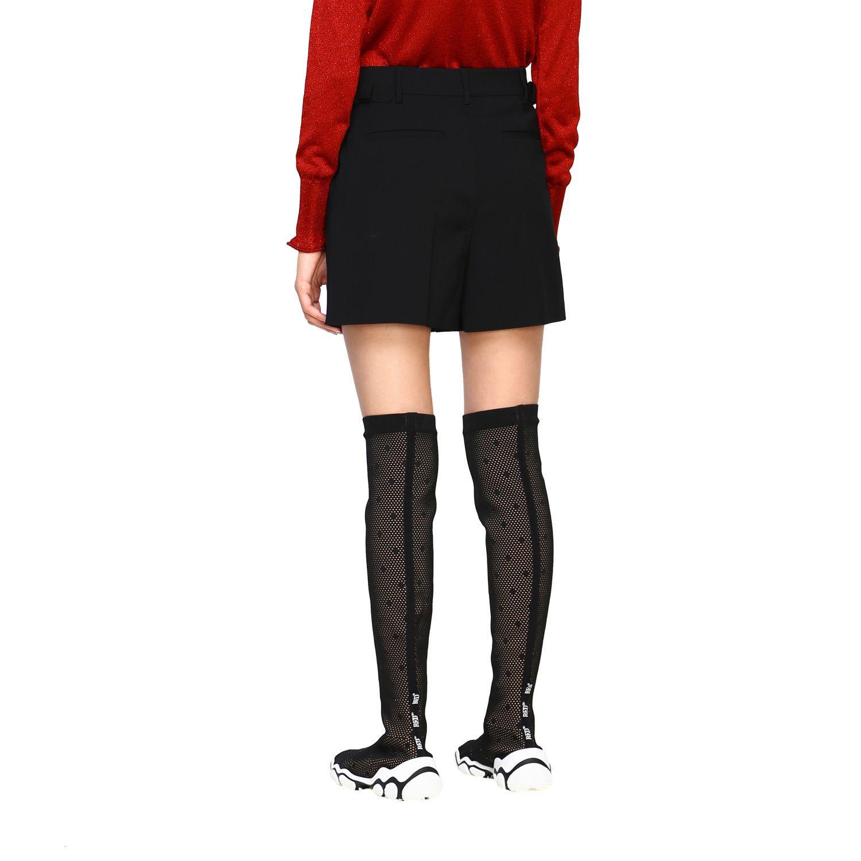 Short women Red Valentino black 3