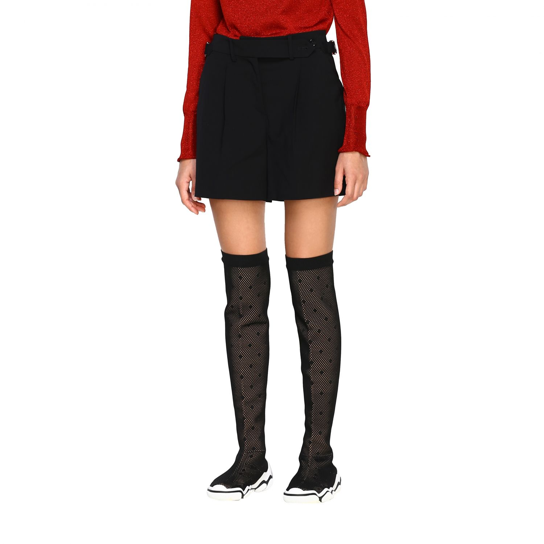 Short women Red Valentino black 4