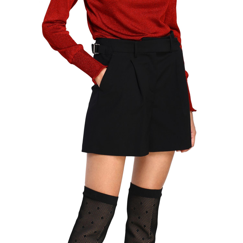 Short women Red Valentino black 5