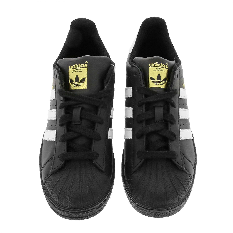 Scarpe Adidas Originals: Scarpe bambino Adidas Originals nero 3